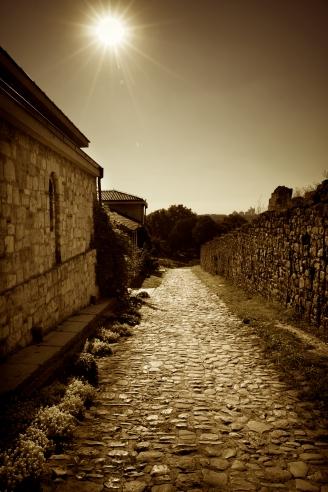 Pathways Sepia